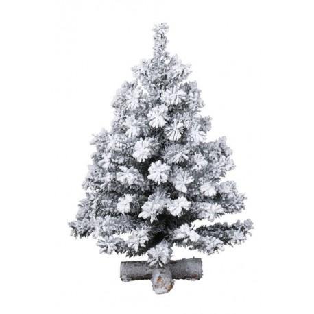Albero di Natale Toronto innevato 90 cm