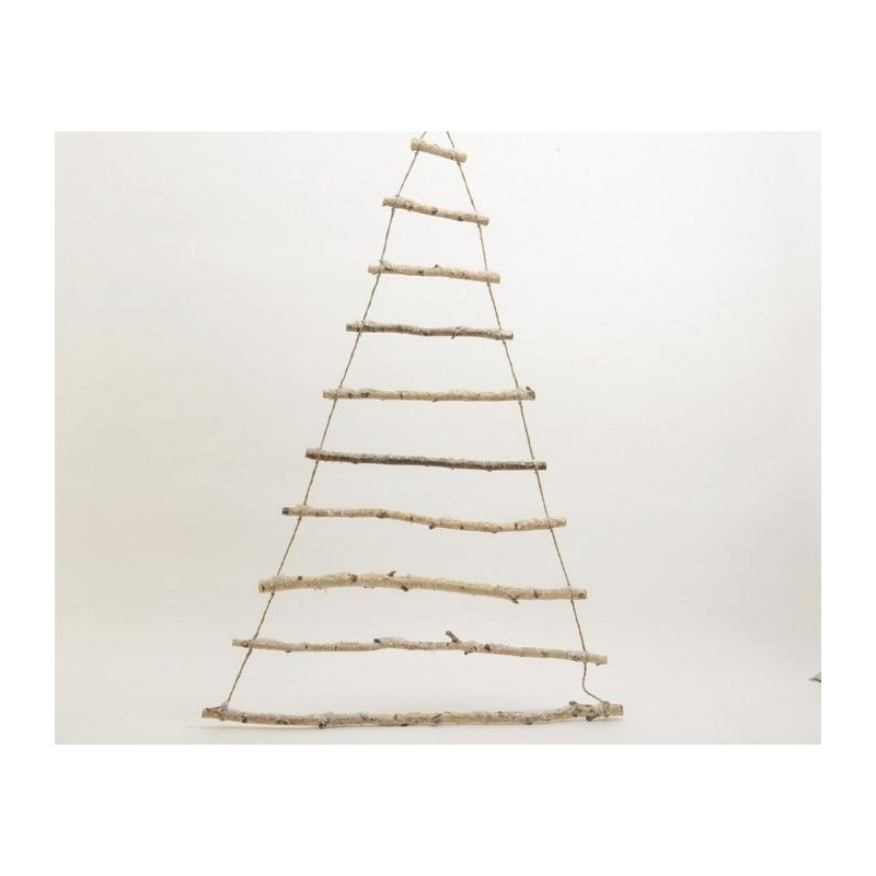 Albero Di Natale In Legno.Albero Stilizzato In Legno 180 Cm