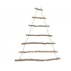 Albero Stilizzato in Legno 90 cm