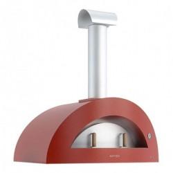 Alfapizza Forno per Pizza ALLEGRO colore Rosso a Legna