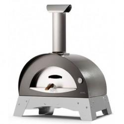 AlfaForni Forno per Pizza CIAO colore Grigio a Legna