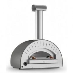 Alfapizza Forno per Pizza DOLCE VITA HYBRID colore Grigio a Gas Metano