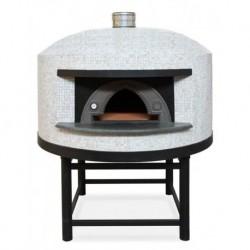 AlfaForni Forno per Pizza Professionale Traditional NAPOLI 130 a Legna