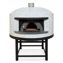 AlfaForni Forno per Pizza Professionale Traditional NAPOLI 150 a Legna