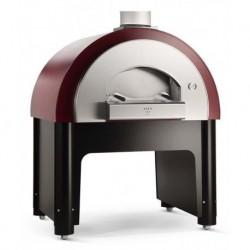 AlfaForni Forno per Pizza Professionale QUICK con Base a Legna