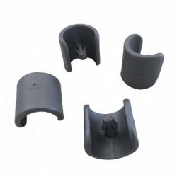 Piedini Protettivi 20 mm LFM2843 Anthracite per RELAX e TRANSAT