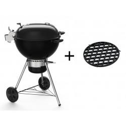 Barbecue Weber a Carbone Master-Touch Premium SE E-5775 Black Cod. 17401004