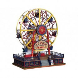 The Giant Wheel, con Alimentatore 4.5V Cod. 94482
