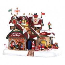 Kringle's Cottage, con Alimentatore 4.5V Cod. 95462