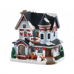 Christmas Residence (Aa), B/O Led Cod. 85389