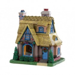 Cozy Cottage, B/O Led Cod. 95503