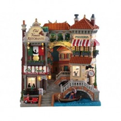 Venice Canal Shops, B/O (4.5V) Cod. 85318