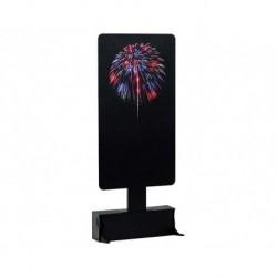 Red, White & Blue Fireworks, B/O (4.5V) Cod. 84369