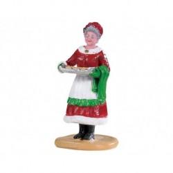 Mrs. Claus Cookies Cod. 92759