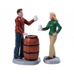 """""""Cheers!"""", Set Of 2 Cod. 92769"""