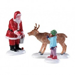 Reindeer Goodies, Set Of 3 Cod. 92752