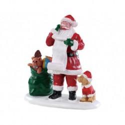 Naughty Or Nice Santa Cod. 92760