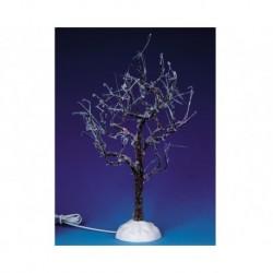 Lighted Ice Glazed Tree, Multi, B/O (4.5V) Cod. 94001
