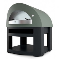 Alfapizza Forno per Pizza Professionale OPERA a Gas Metano con Base