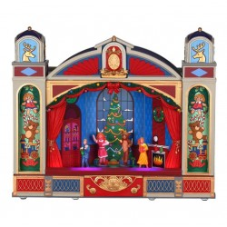 Christmas Ballet, con Alimentatore 4.5V Cod. 95461