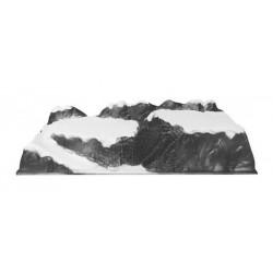 Ghiacciaio 78 x 25 cm