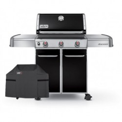 Barbecue a Gas Genesis E-310 Black Weber Cod. 6511029 PROMO