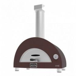 Alfapizza Forno per Pizza ONE colore Rame a Legna
