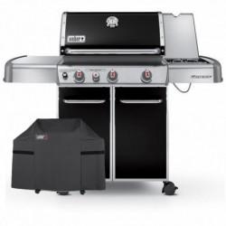 Barbecue a Gas Genesis E-330 GBS (a Metano) Black Weber Cod. 6631557 PROMO