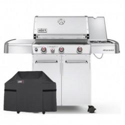 Barbecue a Gas Genesis S-330 GBS Inox Weber Cod. 6570529 PROMO