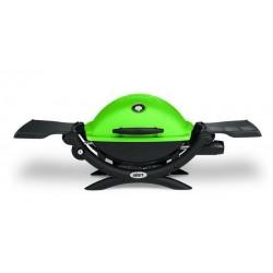 Barbecue a Gas Q 1200 (con Attacco per Cartuccia) Green Weber Cod. 51070053
