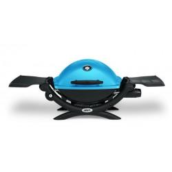Barbecue a Gas Q 1200 (con Attacco per Cartuccia) Blue Weber Cod. 51080053