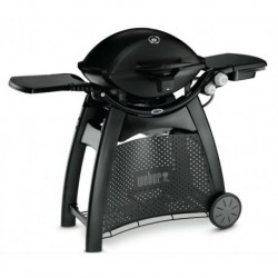 Barbecue a Gas Q 3200 (con Carrello Integrato) Black Weber Cod. 57010029