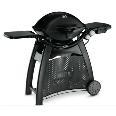 Barbecue a Gas Q 3200 (con Carrello Integrato) Black Weber Cod. 57010029
