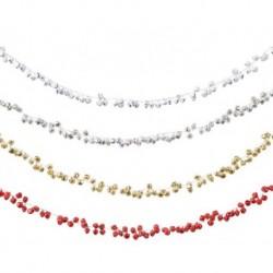 Ghirlanda di campanelli in medallo dim 120 cm Pezzo Singolo