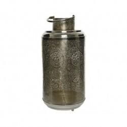 Lanterna in metallo dim 26x51 cm