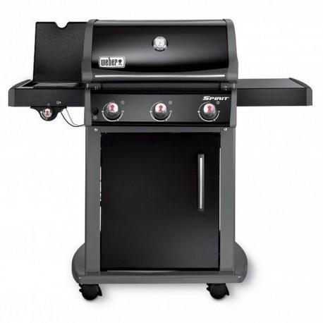 Barbecue a Gas Spirit Original E-320 GBS (a Metano) Black Weber Cod. 47613657