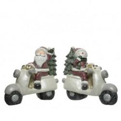 Bambini con scooter Rosso dim 38x19x37 cm 40x18.5x38.5 cm Pezzo Singolo