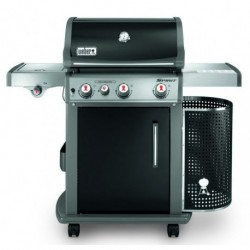 Barbecue a Gas Spirit Premium E-330 GBS Black Weber Cod. 46813329