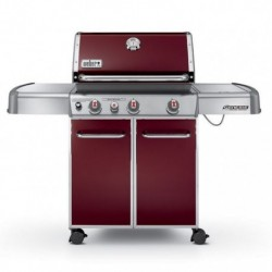 Barbecue a Gas Genesis E-330 GBS Crimsom Red Weber Cod. 6533529