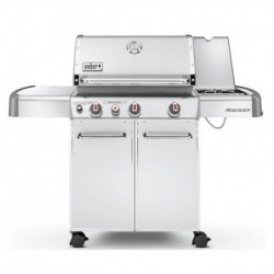 Barbecue a Gas Genesis S-330 GBS Inox Weber Cod. 6570529