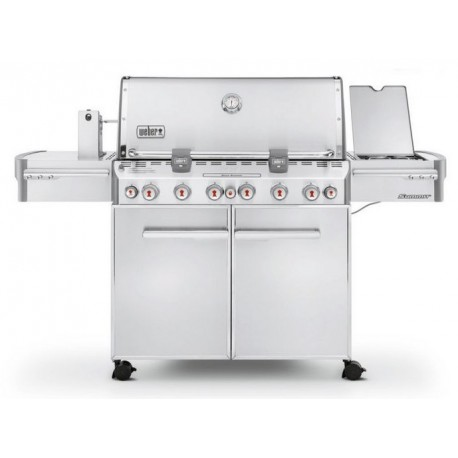 Barbecue a Gas Summit S-670 Inox Weber Cod. 7370029