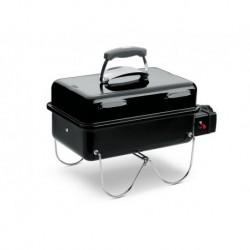 Barbecue a Gas Go Anywhere (con Attacco per Cartuccia) Black Weber Cod. 1141056