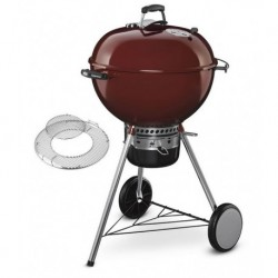 Barbecue a Carbone Master-Touch 57 cm GBS Crimsom Red Weber Cod. 14503004