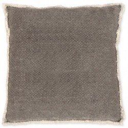 Cuscino Aiko 60 x 60 cm Colore Dark Grey