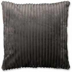 Cuscino Dez 45 x 45 cm Colore Dark Grey