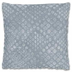 Cuscino Dotty 45 x 45 cm Colore Cloud Blue