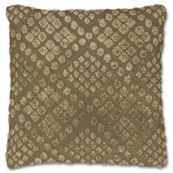 Cuscino Dotty 45 x 45 cm Colore Oil Green
