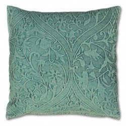 Cuscino Flora 45 x 45 cm Colore Teal Green