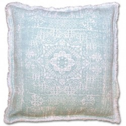 Cuscino Roma 45 x 45 cm Colore Cloud Blue