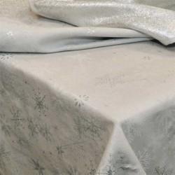 Tovaglia Crystal 140 x 250 cm Colore Silver